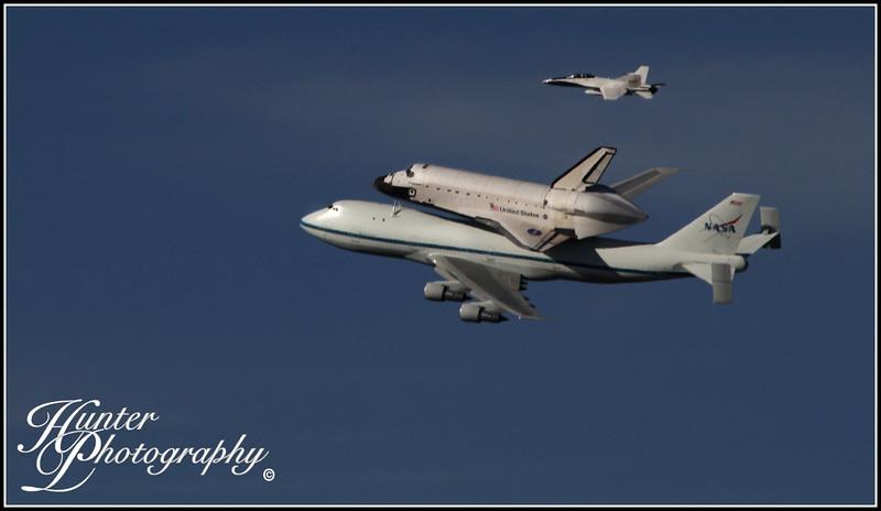 Space Shuttle Endeavour-5963 HPcr