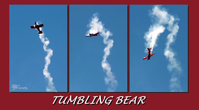 Tumbling Bear 3x-FBb
