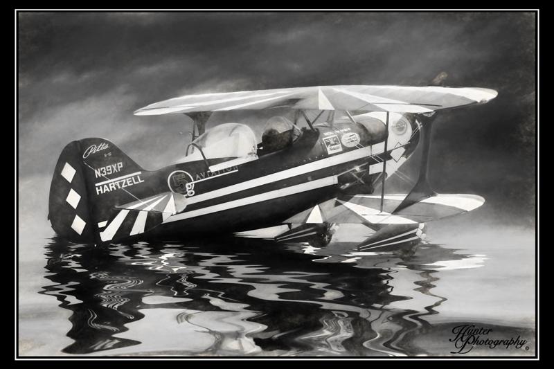 Apple Valley Airshow-Sammy Mason Aerobatics-charcoal FX-FB