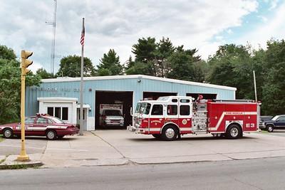 Former Holbrook Ma. Fire Station-2 24 South Street.