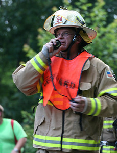 First Assistant Chief Bob Siddell