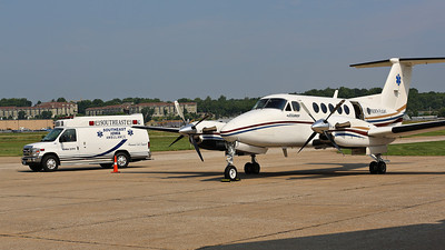 Munson Healthcare/North Flight, Inc., based out of Traverse City, MI.  Iowa City Municipal Airport