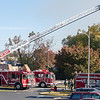 Harrisonburg Tower 1, Engine 28 and Engine 23 were first in to the scene