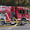 Harrisonburg Engine 25 assists with water supply