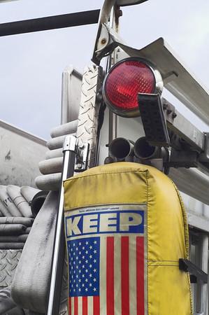 Firetruck detail study