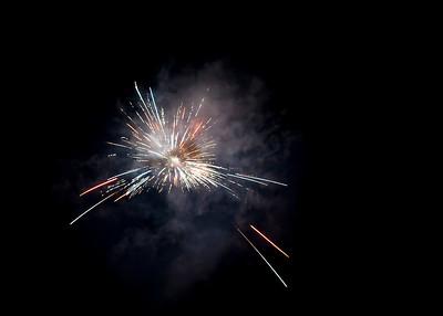Fireworks 2 July 2011