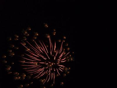 Fireworks - BSA - Fort Niagara - 5.15.10