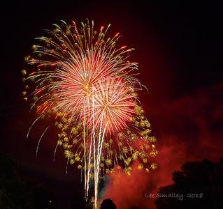 Fireworks Oak Ridge, 4th of July