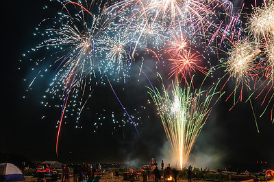 11 Jul 2014: More fireworks