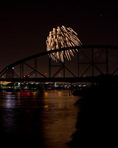 4th of July in Little Rock, Arkansas 2010