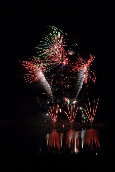 Fireworks, Global Fest Calgary