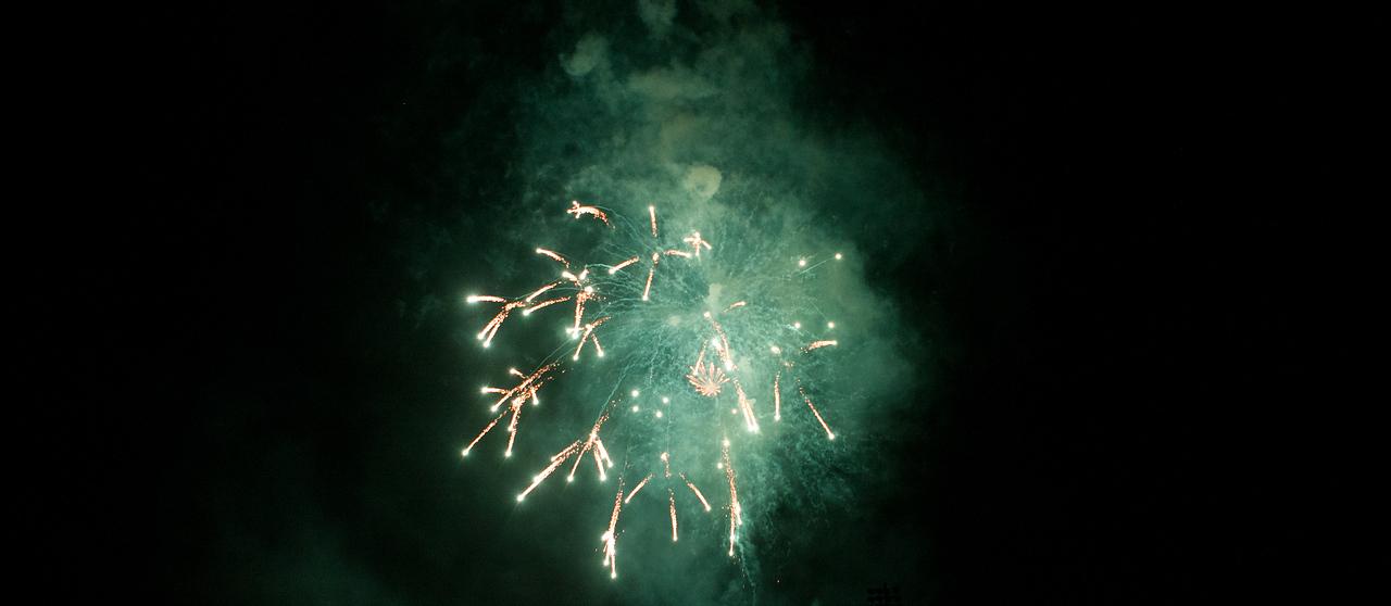 City of Plantation Fireworks Display (4th July 2015)