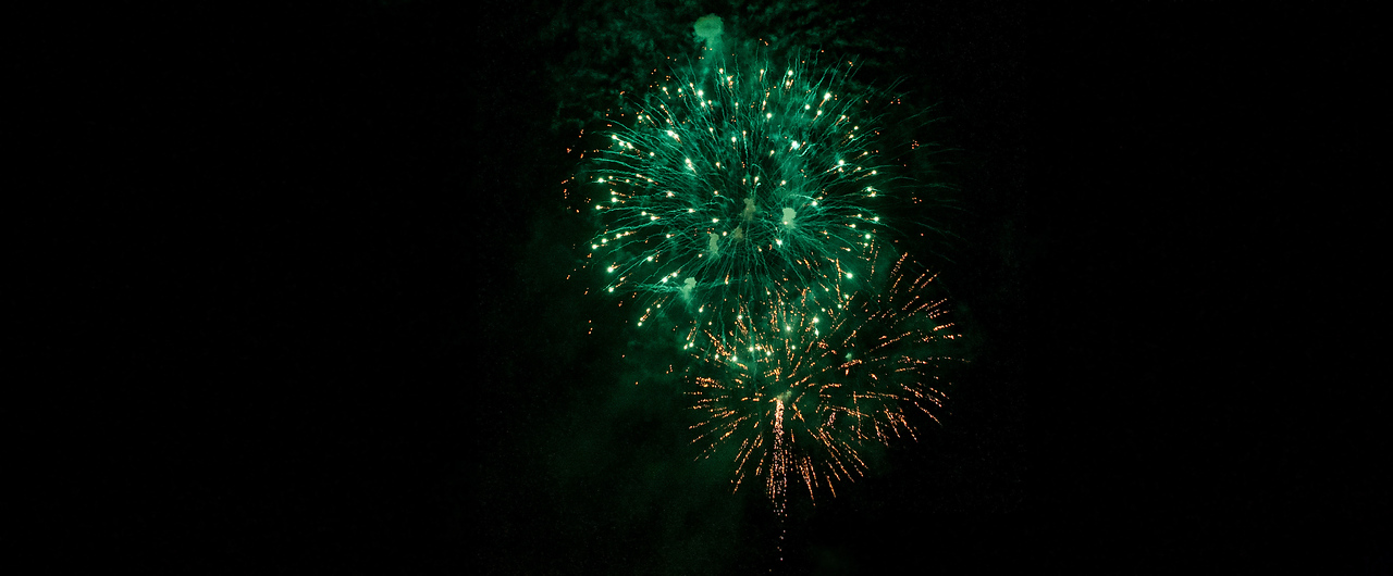 City of Plantation Fireworks Display (4th July 2015)