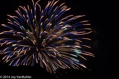 2014 Canton LibertyFest Fireworks