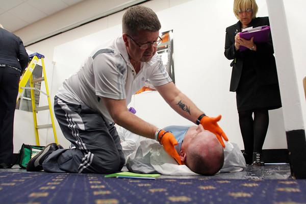 First Aid - GSK Irvine EHS Day 18.5.2013