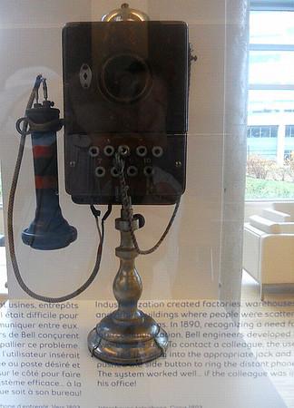 First Bell Phones