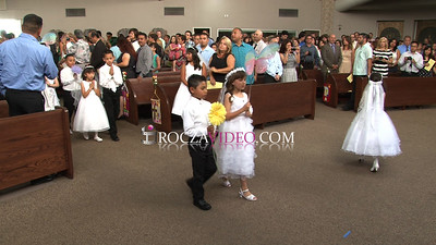 First Communion Beatitudes of our Lord 2014