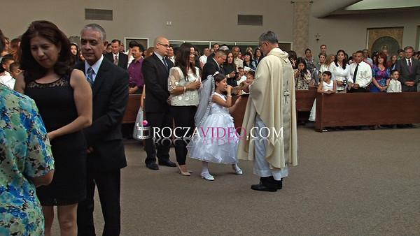 First Communion Beatitudes 2013