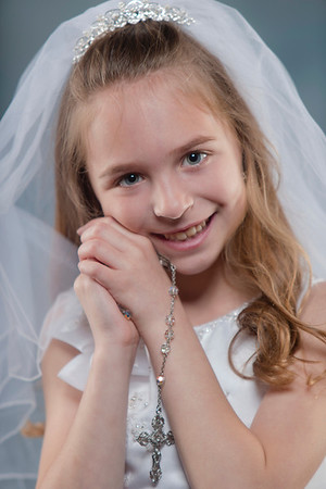 First Holy Communion April 2014