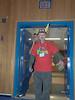 011- the moose volunteer enters for opening ceriminies_