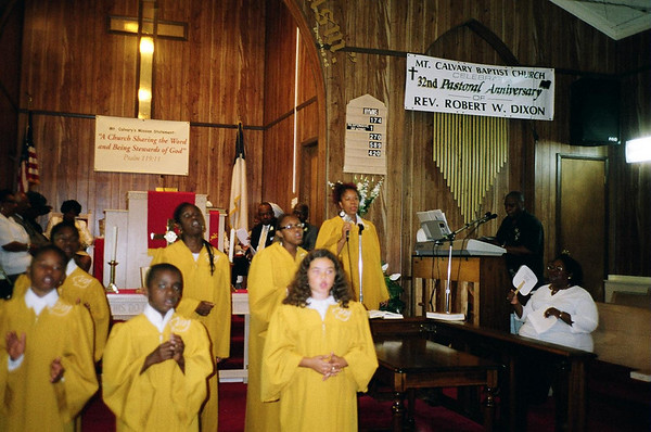 First Lady's Day-Mt. Calvary-2009