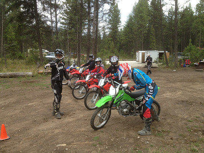 First MSF course 2013/14 Bear Creek