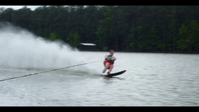 First Slalom Course passes