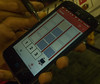 036-Electronic hand held score tracking app