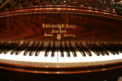 A Piano for the Jacob's Piano Sale at McCarter