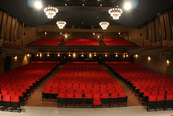 The Matthews Theatre at McCarter Theatre Center