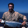 Fabio Amici from  Italy caught this chinook salmon in Puget Sound.