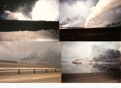 First Gulf War - Photos found in office 1 SM