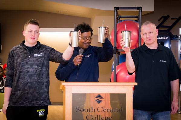 Fitness Center Opening Faribault 3-24-15