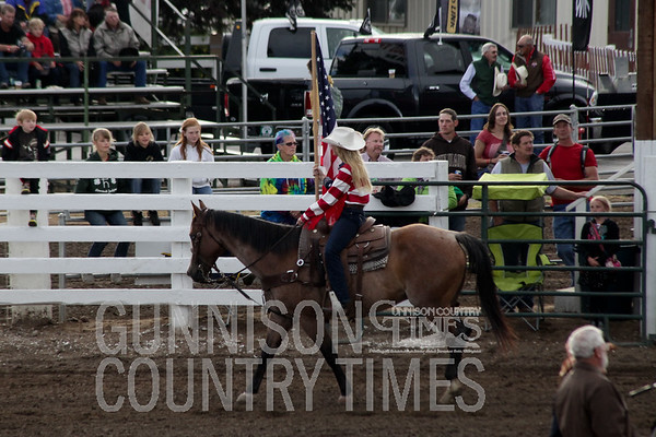 Flag Bearer - Cattlemen's