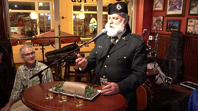 Canadian Scottish Regiment Bagpipers - Address To A Haggis - Part Two