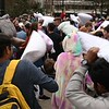 Vancouver Flash Mob Pillow Fight - Slow Motion