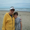 Grammie & Evrett at South Beach.