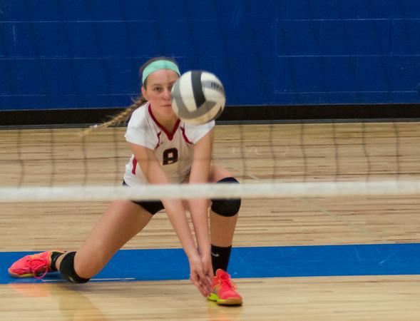 One of my favorite shots from a fun morning watching Olivia on the court. #volleyball #lovelandhighschool