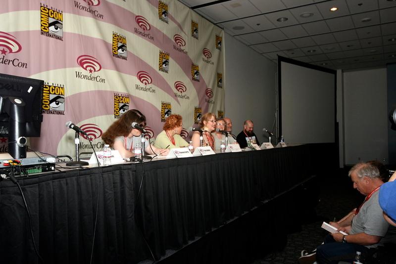 Indie Comics Panel