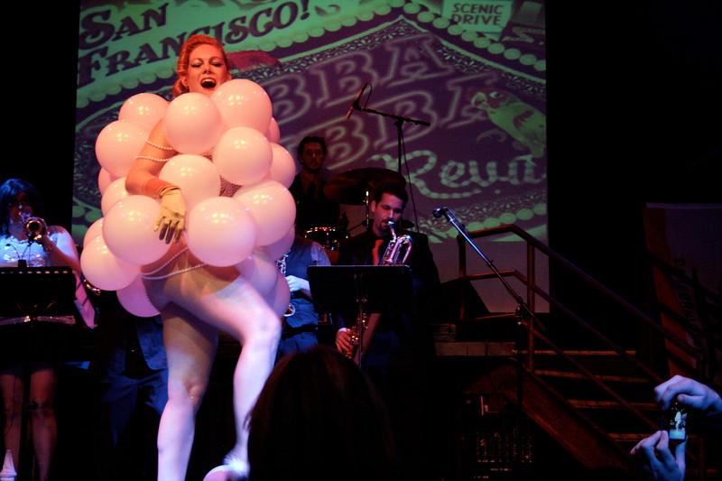 Mistress Marla Spanx - Hubba Hubba Revue