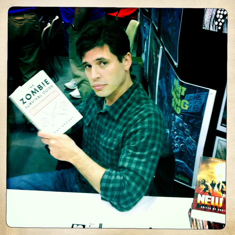 Max Brooks - Wondercon 2011