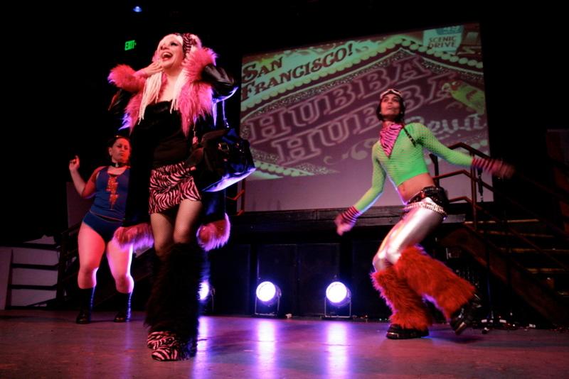 Sparkly Devil - Hubba Hubba Revue