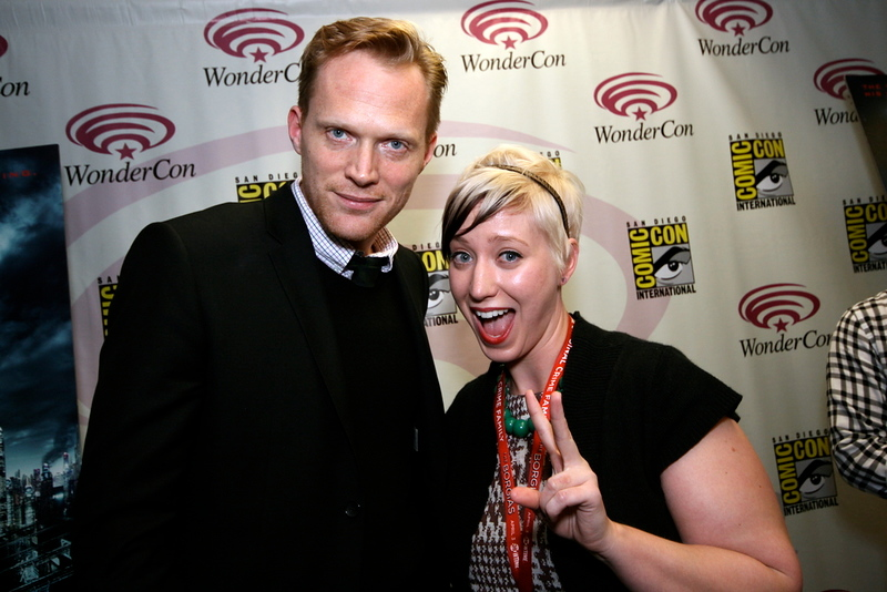 GGotS Editor Kat and Paul Bettany