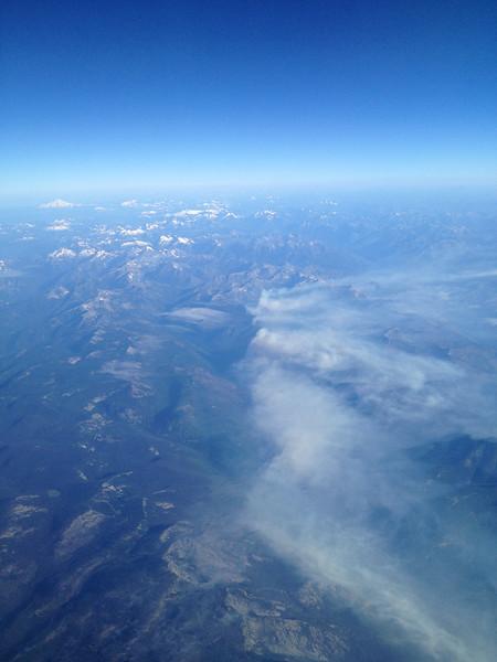 West of Lake Chelan