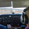 Final for runway 2 at Robertson.
