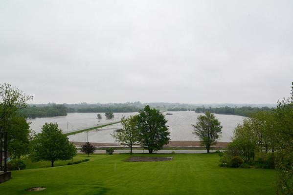 Flood in Lynnville