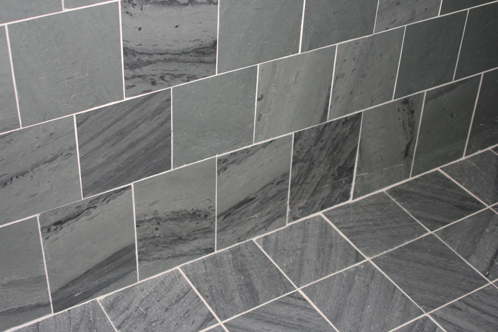 Unfading Gray 9 x 9 Vertical and Floor