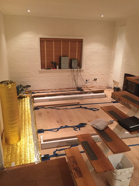 Flooring by Joinery Barn