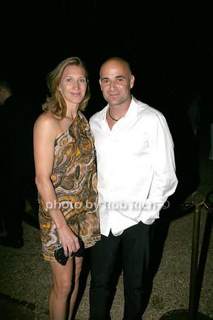 Stefi Graf, Andre Agassi