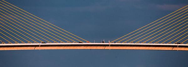 Sunrise Bridge south of St Pete